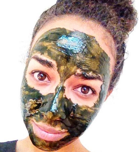 Mascara de Moringa