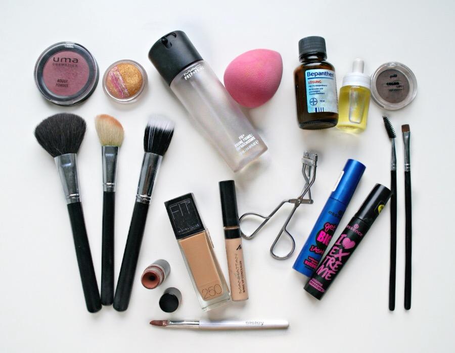 Produtos para Preparação da Pele para uma Make Natural