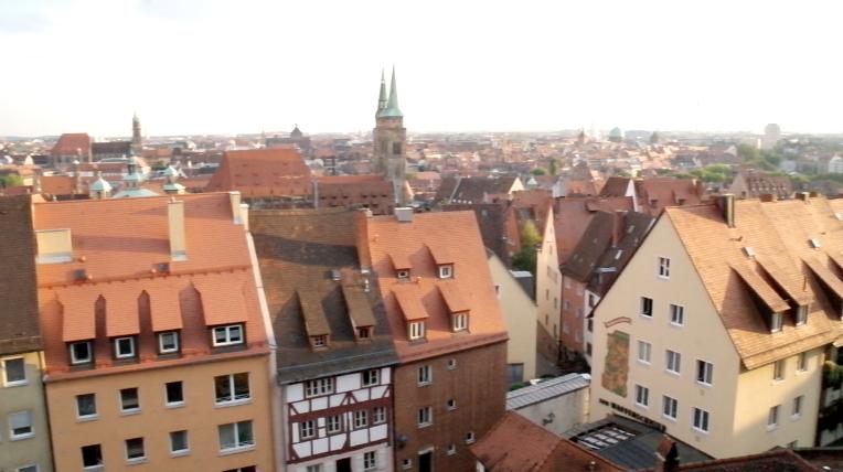 Nuremberg na Alemanha